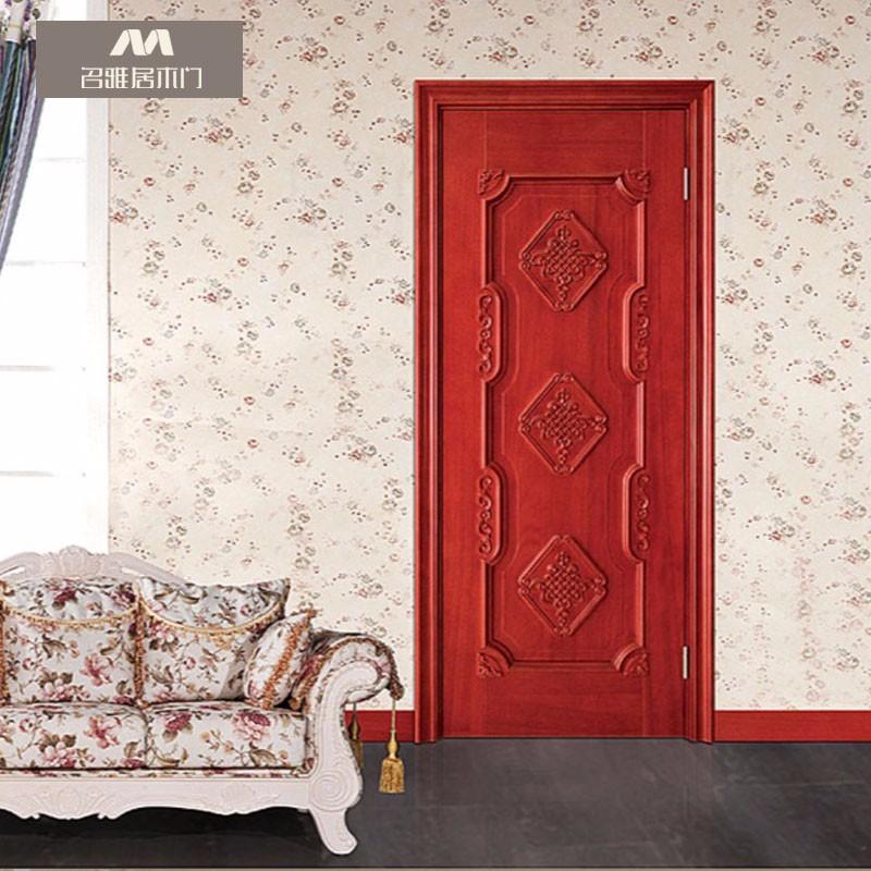 名门雅居中国结室内门室内门实木门