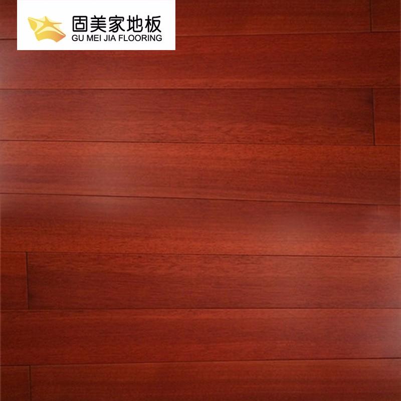固美家地板强化复合耐磨环保原木风厂家直销可安装02