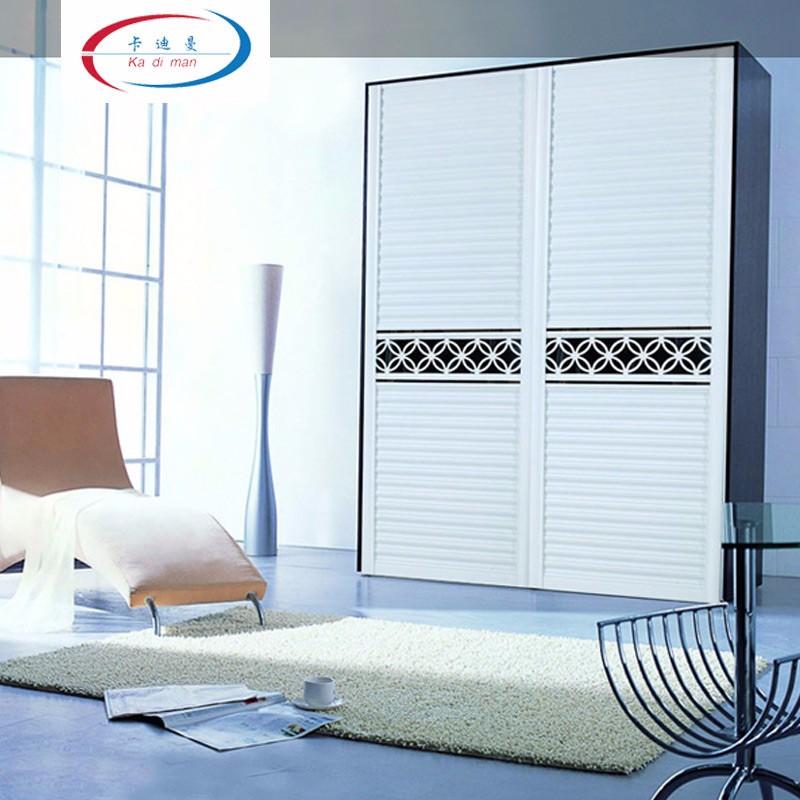 卡迪曼(KDM)移门衣柜 整体衣柜定制 欧式简约推拉门衣柜组合02