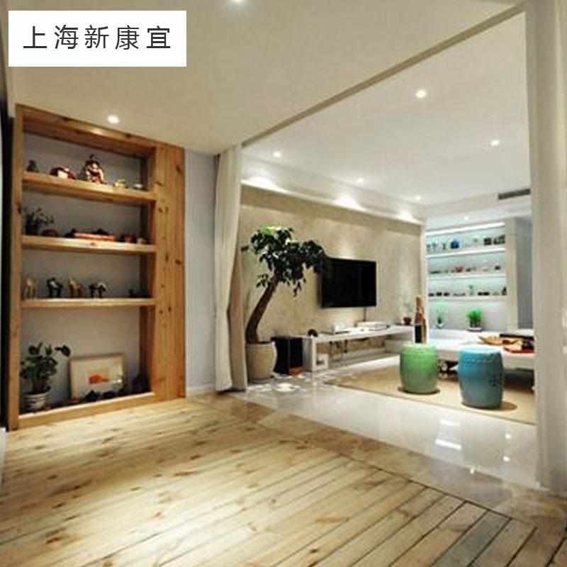 欧典思家地板上海新康宜纯实木地板 07