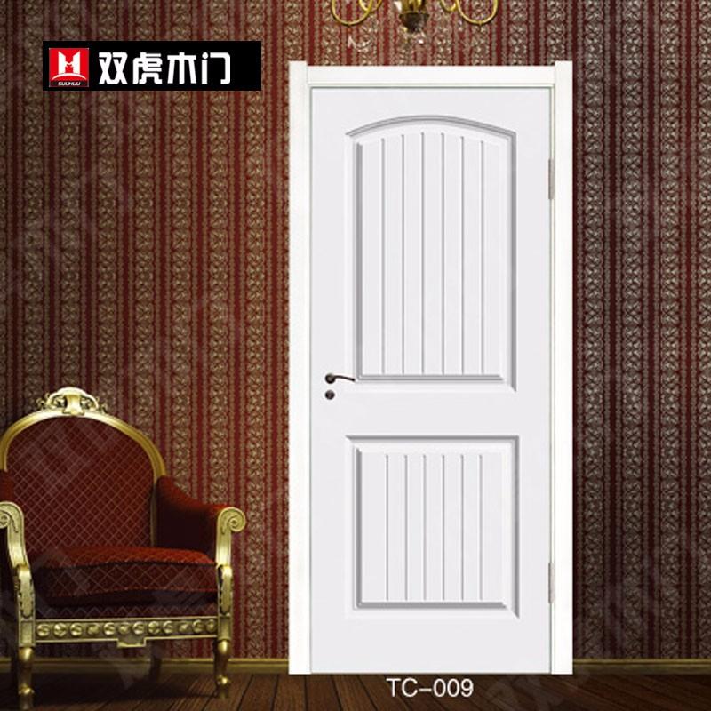 定制 双虎木门好生活高品质您的贴心好门实木复合套装门卧室门室内门