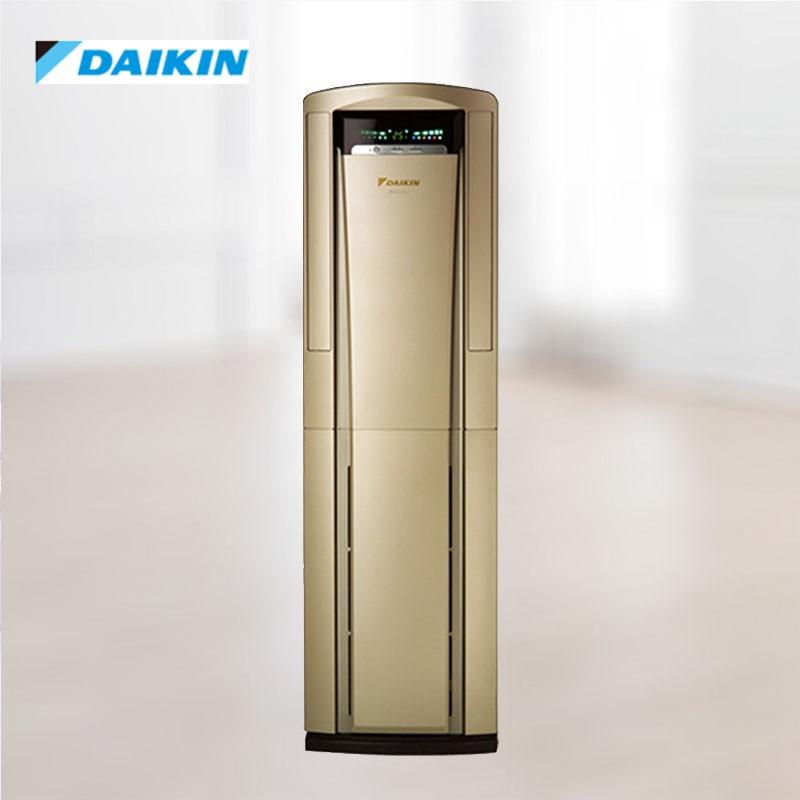 Daikin大金 FVXS272NC-N大3匹二级变频空调立式客厅家用冷暖柜机