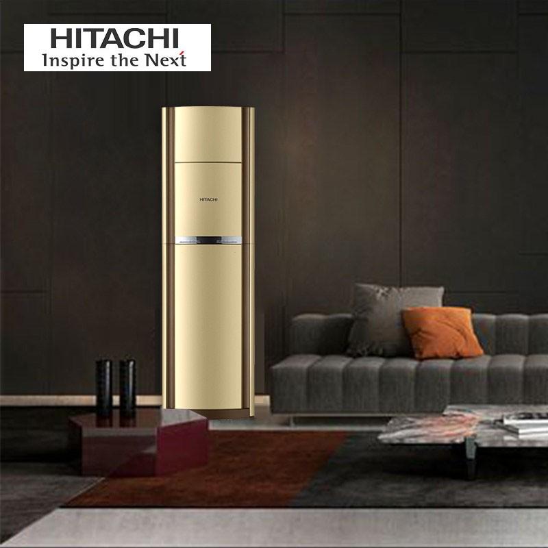 Hitachi日立 KFR-72LWBpQ冷暖变频3匹P空调柜机RAPC-L72GVXB