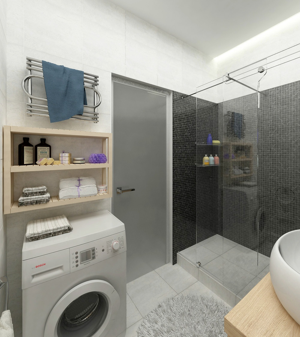 北欧家装案例  平层案例  单身公寓