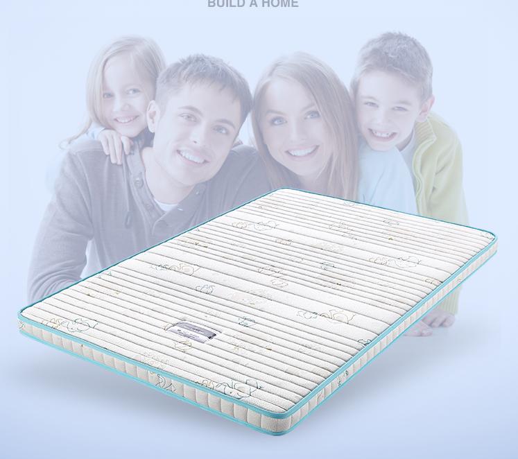 慕思床垫 防螨环保儿童护脊床垫子 环保床垫席梦思硬垫子1.2米