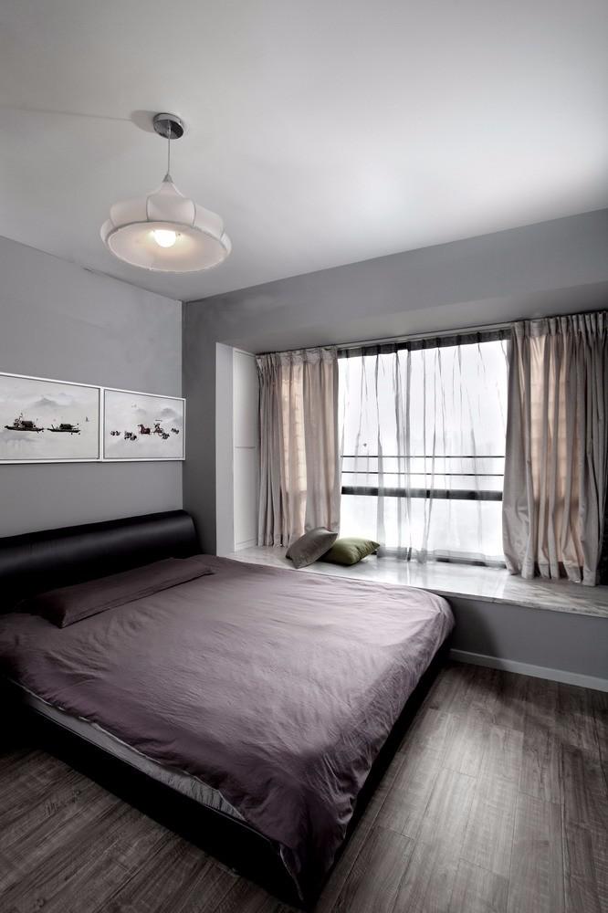 宜家白色一室一廳