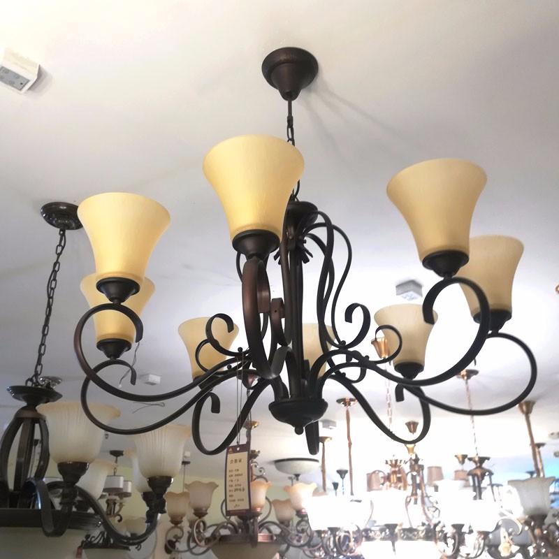 欧派饰家吊灯高端欧式灯具