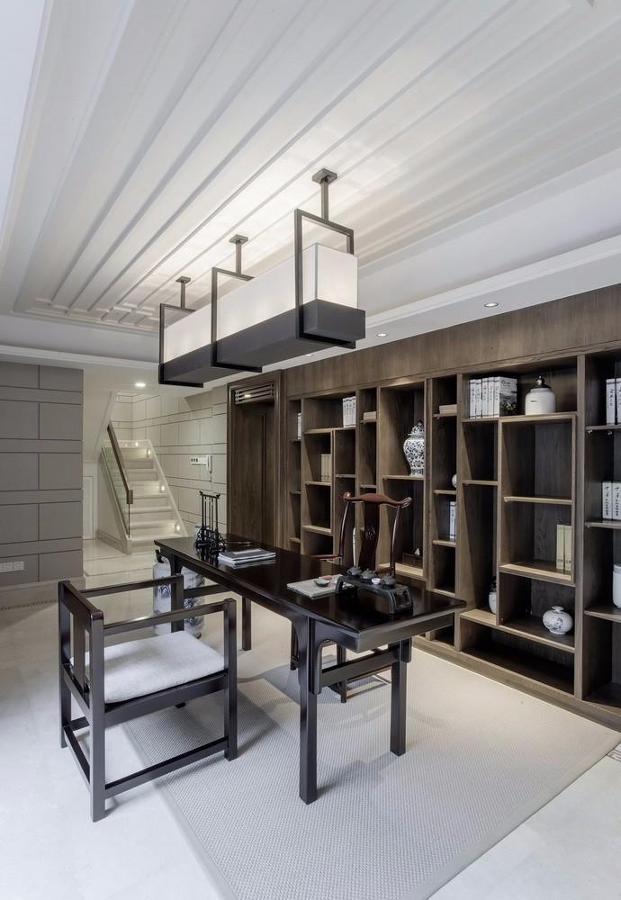 新中式古典別墅