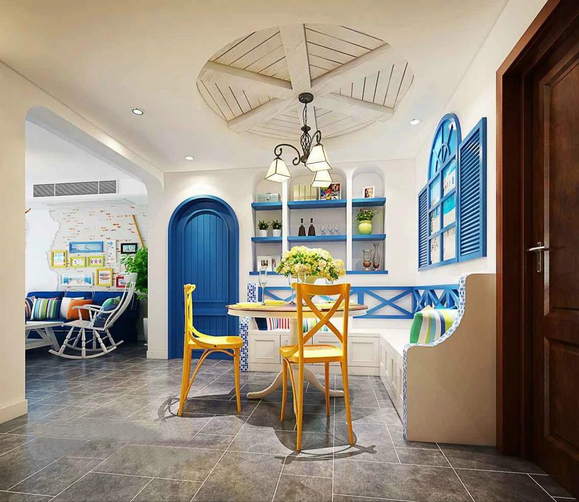 地中海设计风格作品欣赏