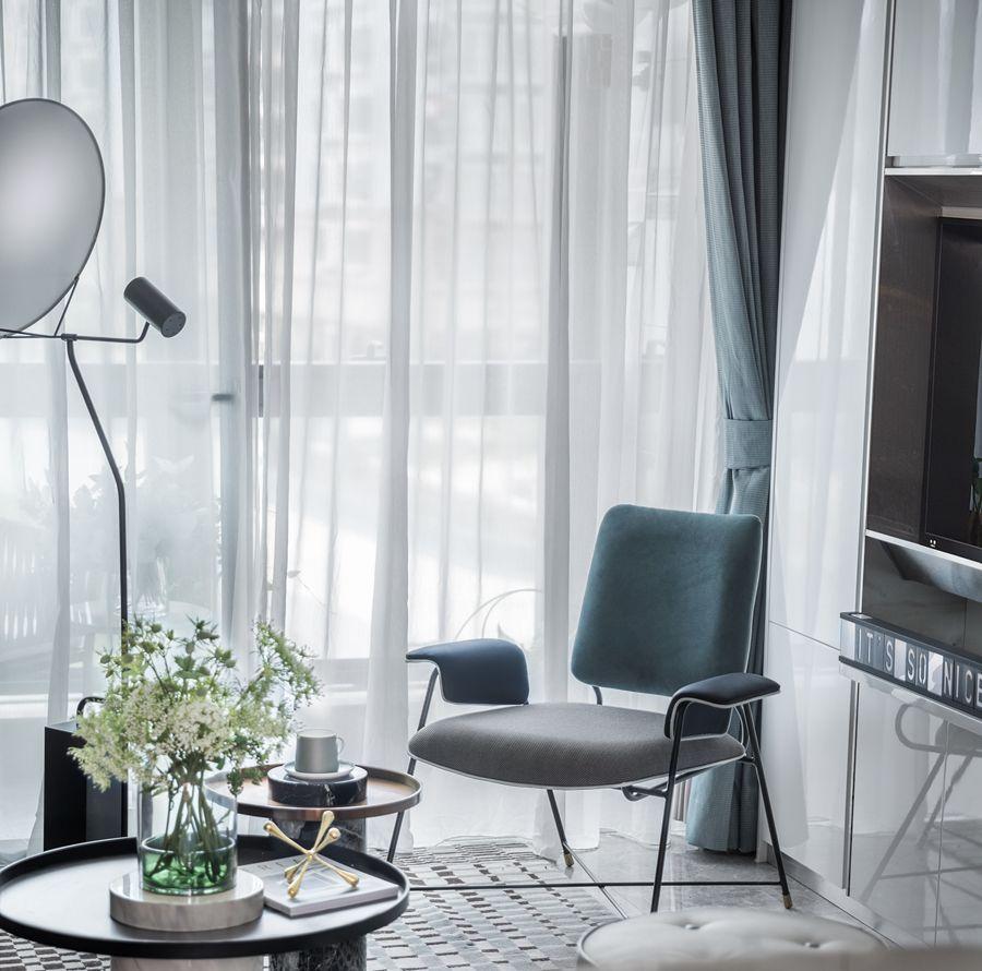 北歐風裝修搭配-簡式家裝