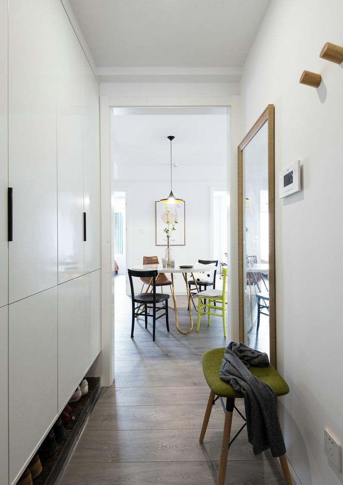 60平米法式一居装修效果图