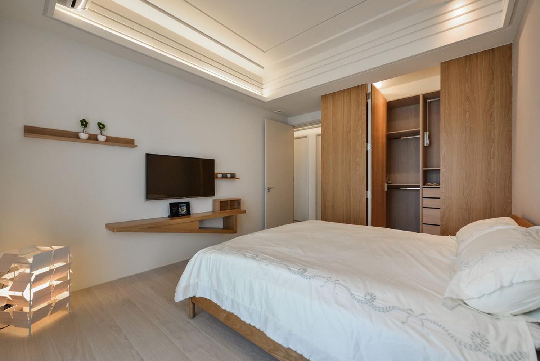 日式風格兩室一廳現代裝修效果圖