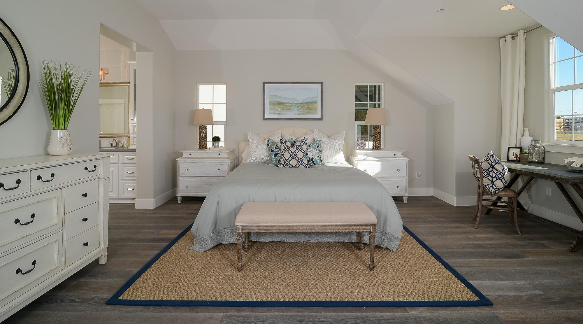 美式兩室一廳陽光般明媚的心情