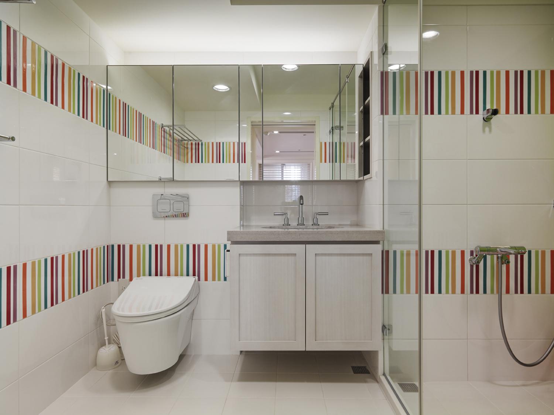 建屋吳郡半島現代美式客廳裝修設計方案低調奢華。