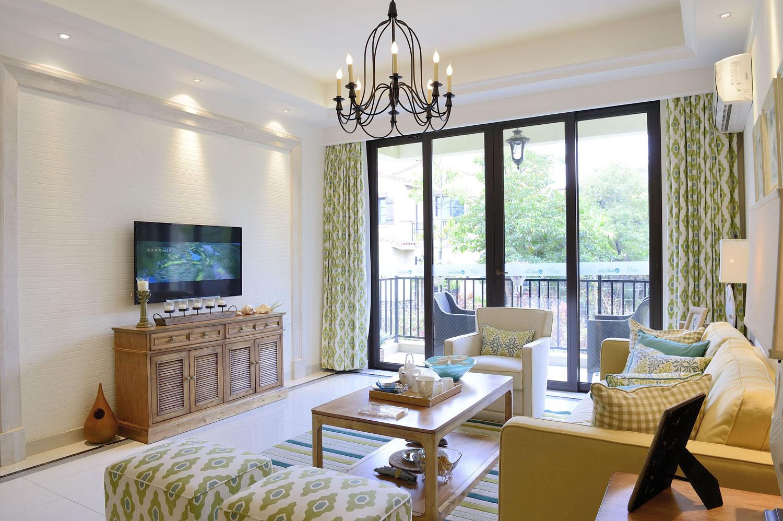 歌林小鎮公寓 簡約風格 兩居室 84平